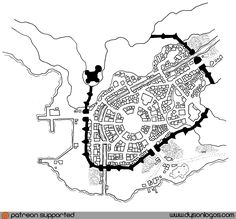 Nestled between rough outcrops in the Hadben Badlands on the shore of the Raven's Sea, the small fortress-city of Torlester Hill acts as a military naval resupply base and home to a number of…