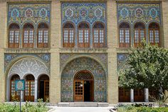 A Day In The Lalz: Tehran Travel Diaries | Golestan Palace