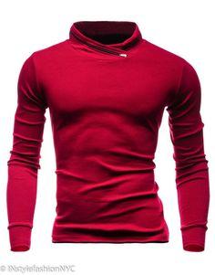 Vska Womens Fashion V Neck Pure Baggy Pullover T-Shirt