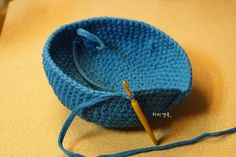 Free Crochet Bag, Crochet Tote, Love Crochet, Japanese Knot Bag, Knitted Bags, Diy And Crafts, Crochet Patterns, Wool, Tote Bag