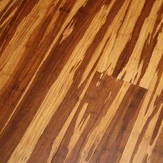 Engineered Strand Woven Spice 3/8 x 3-3/4 x 36 Click Lock Bamboo Flooring