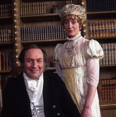 Best Aunt and Uncle EVER!!!!  Tim Wylton as Mr Gardiner and Joanna David as Mrs Gardiner