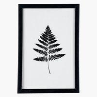 Κορνίζα VALTER 10x15cm μαύρο