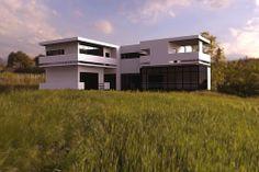 Bauhaus 22 Bauhaus Style, Explore, Mansions, House Styles, Home Decor, Decoration Home, Manor Houses, Room Decor, Villas