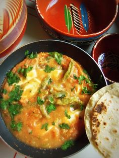 Chile Con Queso With Nopalitos (Fresh Cactus and Mexican Cheese in a Warm Salsa) - Hispanic Kitchen