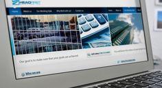 Bigorangeplanet | Business Consulting website development