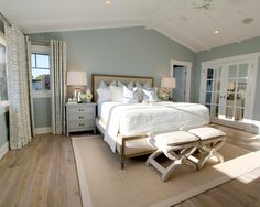 master spaces california coastal modern residence design pictures remodel decor and ideas light blue bedroomsblue