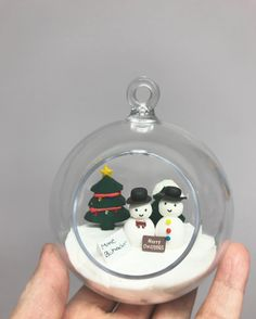 Happy Holidays! 2 days left till Christmas! Recently I have been working on this tree ornament. It could be hung on the Christmas tree along with the other ornaments. This is a sample of one of my student that has made the gift for their teachers