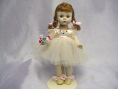 MADAME Alexander-Kins Doll ~ SLW Ballerina ~ Ca.1955
