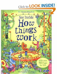 How Things Work (See Inside) (Usborne See Inside): Amazon.co.uk: Conrad Mason, Colin King: Books