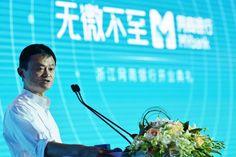 China's Internet Stocks (Alibaba, Tencent, Baidu, Sina, JD.com) - Bubble? - WSJ - Photo - Alibaba's Jack Ma - Pin with a Grin - Curated: John McLaughlin, Master Day Trading Coach -  Linkedin - www.linkedin.com/in/DayTradingCoach -  StockTwits - http://stocktwits.com/DayTradingCoach -  Pinterest - https://www.pinterest.com/DayTradingCoach/ -  Facebook - www.facebook.com/DayTradingStocks - #stocks #daytradingcoach #daytradingstocks