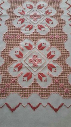 Neşe'nin gözdeleri Drawn Thread, Bargello, Needful Things, Beautiful Hands, Needlework, Embroidery, Artwork, Handmade, Cross Stitch Embroidery