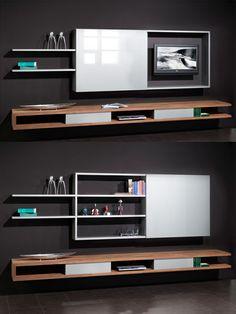 TV oplossing voor uw interieur/*nota C: schilderij ipv paneel