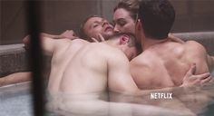 """Netflix Debuts Steamy Trailer For New Original Series """"Sense8""""