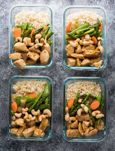12 Clean Eating Recipes for Beginners: Meal Prep Tips You Need for Weight Loss Quick and Easy Health Healthy Foods To Eat, Healthy Snacks, Healthy Eating, Healthy Recipes, Clean Foods, Eating Clean, Detox Recipes, Rice Recipes, Paleo Brownies