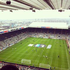 St James's Park, Newcastle United