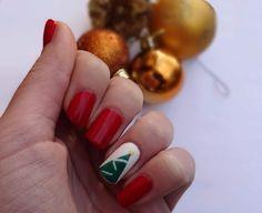 Beauty blog: Vánoční nehty