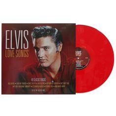 #ElvisPresley - #LoveSongs - #vinil #vinilrecords #music #rock