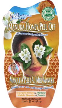 I'm learning all about Montagne Jeunesse: Manuka Honey Peel Off at @Influenster! @MontagneJeuness