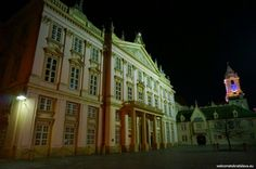 BRATISLAVA BY NIGHT FREE TOUR - WelcomeToBratislava | WelcomeToBratislava - Primate's Palace