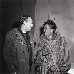 Otto Hudtwalcker, Billy Holiday