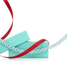 Tiffany & Co. Jewelry Box, Fine Jewelry, Jewellery, Tiffany Necklace, Breakfast At Tiffanys, Blue Box, Ear Piercings, Luxury Fashion, Bling