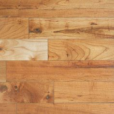 """Appalachian Colonial Natural Cherry 3/4"""" Solid Hardwood"""
