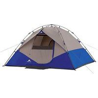 On sale Ozark Trail 6 Person Instant Dome Tent Sleeps 6 Navy/Grey 10' x 9' Black…