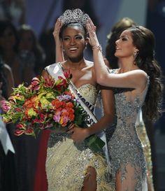 Leila Lopes (Angola) Miss Universe 2011