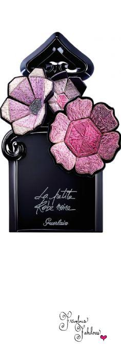 Frivolous Fabulous - Guerlain Limited Edition Baccarat Black Bottle Le Petite Robe Noir