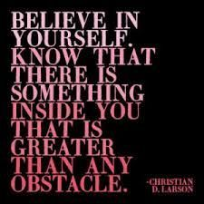 Best quotes on believing in yourself