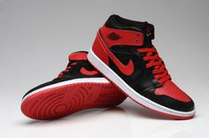 reputable site 8b018 18e03 Order Air Jordan 1 Black and Red Banned on Amazon!  fashion  nike