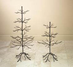 Decorative Trees - Brown Finish (Display Trees)  I want to find one of these...