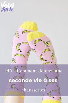 L'article sur voici.fr Diy, Crochet Hats, Socks, Fashion Styles, Knitting Hats, Bricolage, Do It Yourself, Homemade, Diys