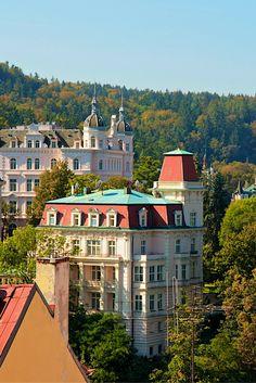 magas vérnyomás kezelése Karlovy Vary-ban magas vérnyomás esetén a lábak szárnyalhatnak