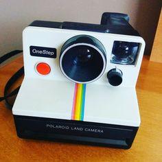 Polaroid SX-70 Camer