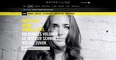 """Maybelline New York: """"Zeig mir Deine dunkle Seite"""" #mrm_de #mccann_de"""
