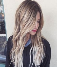 Virtually all shades of blonde are more than suitable for the fall & winter…