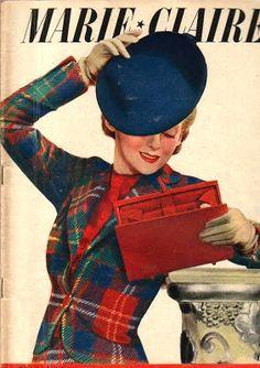 Marie Claire Fashion Magazine, 1939