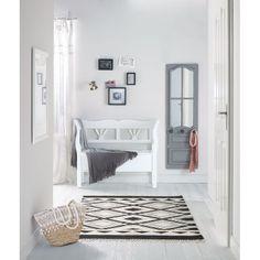 Badschrank weiß landhaus  badschrank weiß, badschrank mit körbe, badmöbel landhaus ...