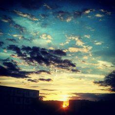 Sunset / Lemenőben...