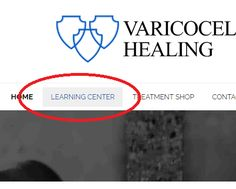 Varicocele Home Treatment (Learning Center) Home Treatment, Learning Centers, Natural Treatments, Home Remedies, Healing, This Or That Questions, Remedies, Natural Remedies, Recovery