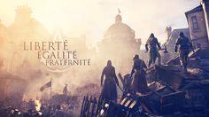 Assassins Creed UNITY (Wallpaper 4K) L_E_F_ by mastersebiX.deviantart.com on @deviantART