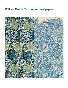 William Morris: Textiles and Wallpaper, on view at The Metropolitan Museum of Art, February 3–July 20, 2014
