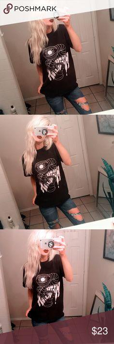 🎸 Punk Rock Band t-shirt 🎸 Punk Rock Band t-shirt  Size medium  Short sleeve  Punk Rock Grunge Band Tee  Super dope & comfortable Great condition Vintage Tops Tees - Short Sleeve