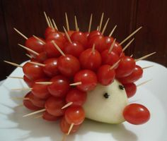Vegetable Carving With Tomato 1000+ images ab...