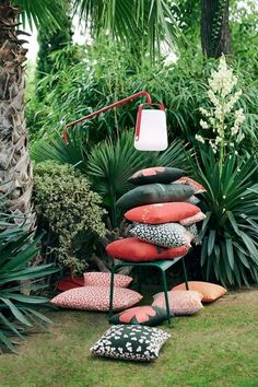 Pergola, Outdoor Furniture, Outdoor Decor, Outdoor Ideas, Decoration, Garden Inspiration, Ottoman, Landscape, Architecture