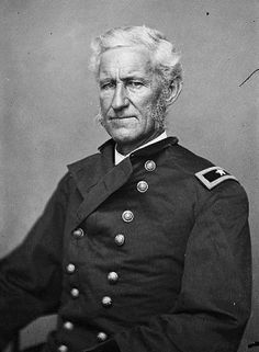Union - Adjutant General Lorenzo Thomas (Oct 26, 1804 – Mar 2, 1875) was a career U.S. Army officer who was Adjutant General of the Army at the beginning of the Civil War. After the war, he was appointed temporary Secretary of War by President Andrew Johnson, precipitating Johnson's impeachment. Class of 1823