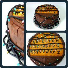 Cake Stranger Things