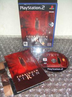 FORBIDDEN SIREN - PS2 ps3 playstation - ITALIANO - Ottimo